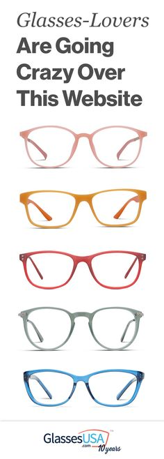 345 best Prescription Glasses Frames Collection images on Pinterest ...