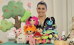 Curso online de Bonecas de pano: Deialoopsy