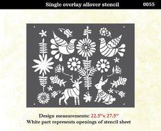 otomi stencil - Google Search