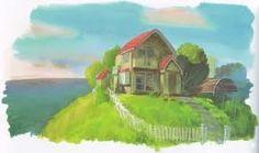 Ponyo's House #Ponyo #Ghibli