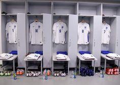 Wembley set dressing Wembley Stadium, Lockers, Locker Storage, Dressing, Home, Decor, Decoration, Ad Home, Locker