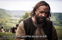 Welcome back Sandor! Long time no see, missed you  - SPOILERS BELOW - I thought it was a great episode! Margaery is extremely Clever, Arya will survive and Sansa and Jon will have to go on searching people! Loved every scene with the hound and I hope he will help the Starks and I hope Jaime will do something good instead of killing Blackfish. - Your thoughts on the episode?? - #Gameofthrones #Sandorclegane #Thehound #Hound #Rorymccann #Season6 #Jonsnow #Sansastark #Aryastark…