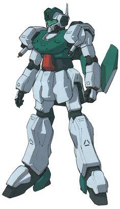 The MSS-009 Gemeaux is a mobile suit that appears in the manga series Mobile Suit Gundam École du Ciel.