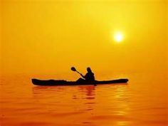 Reminds me of the love I have for kayaking...