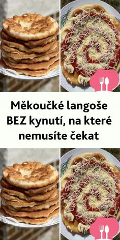 Slovak Recipes, Pancakes, Food And Drink, Pizza, Bread, Drinks, Cooking, Breakfast, Kitchens