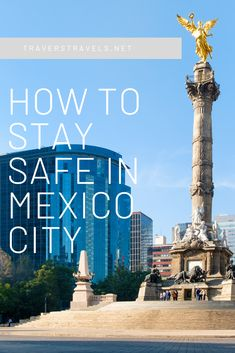 A detailed guide on how you can visit Mexico City in 2019 and stay safe during your visit! Guide includes tips/advice on safety information from a gringo currently living in Mexico City. Living In Mexico City, Visiting Mexico City, Visit Mexico, Other Countries, Countries Of The World, In 2019, Safe Place, Safety Tips, Stay Safe