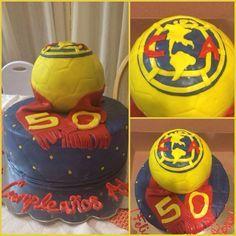 Club America Cake