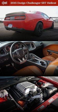 2015 Dodge Challenger SRT Hellcat!