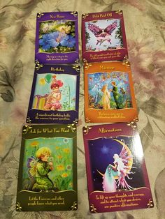 Magical messages from the fairies 12/13/16. 7:13a