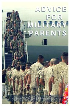 Do you have a son or daughter serving in the military? Here is helpful advice from military mom and founder of Hope at Home Ministry, Kathy Guzzo.
