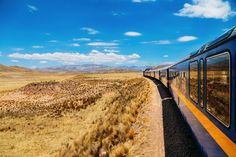 Now although we flew into Puno from Cusco to see Lake Titicaca, we'd been told the train journey from Puno back to Cusco was one of the prettiest, not just in the country but in