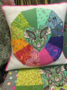 Look no further for Slow and Steady Tula Pink Inspiration - https://www.stitchesquilting.com/look-no-further-for-slow-and-steady-tula-pink-inspiration/