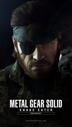 bunch of wallpapers has been released on the official Metal Gear Solid Snake Eater Pachislot website, each available in 12 different sizes, 6 for desktop PC and 6 for mobile platforms. Metal Gear V, Big Boss Metal Gear, Snake Metal Gear, Metal Gear Solid Series, Meryl Mgs, Mgs V, Kojima Productions, Best Pc Games, Hd Wallpaper Android