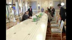 Rutte pide a Poroshenko el alto el fuego en la zona del desastre aéreo