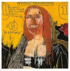Jean-Michel Basquiat, Mona Lisa, 1983