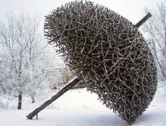 Jaakko Pernu Jaakko Pernu, a Finnish sculptor and environment artist♣️Fosterginger.Pinterest.ComMore Pins Like This One At FOSTERGINGER @ PINTEREST No Pin Limitsでこのようなピンがいっぱいになるピンの限界