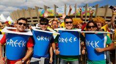 Veja as melhores fotos da partida entre Colômbia e Grécia - 3 (© Getty)