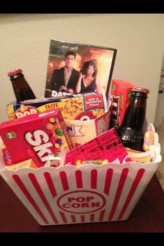Gift basket idea!