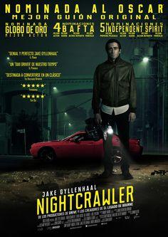 Nightcrawler.  (2014)