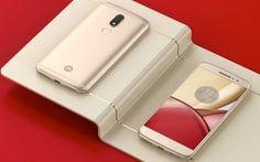 Motorola Moto M [RaM4GB/32GB] - Gold