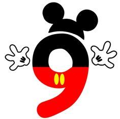 Mickey 9