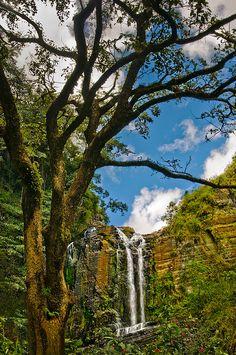San Cristobal's Falls