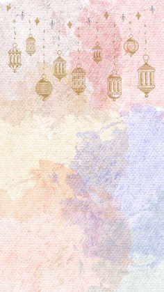 Flower Background Wallpaper, Flower Backgrounds, Background Patterns, Wallpaper Iphone Cute, Cartoon Wallpaper, Cute Wallpapers, Islamic Art Pattern, Pattern Art, Wallpaper Ramadhan