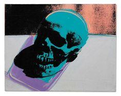 Andy Warhol (1928-1987), Skull, 1977