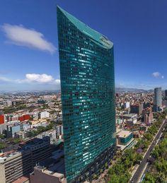 Torre Mayor Ciudad de Mexico