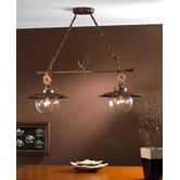 Found it at Wayfair - Nautic Cadernal Two Light Chandelier