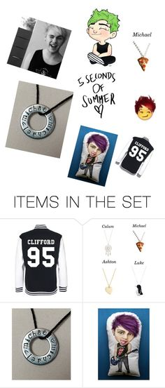"""""""When your Michael Cillford AF"""" by ameliadrury ❤ liked on Polyvore featuring art"""