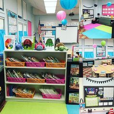Check out Lauren Denk \'s classroom reveal. There are so many things that are awesome about her classroom! What a great place for students to learn! #earlycorelearning