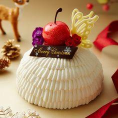 京王プラザホテルのクリスマスケーキ/~SNOW WHITE COLLECTION 白雪姫と魔法のケーキ~魔法のプリンセス                                                                                                                                                                                 もっと見る