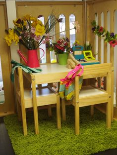 Bloemenwinkel... Spring Crafts, Cool Kids, Flower Power, Flowers, Fun, Home Decor, Decoration Home, Room Decor, Florals
