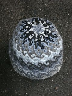 Free knitting pattern for Breaking the Waves Beanie Hat and more beanie knitting patterns