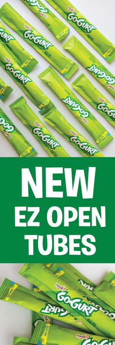 No more scissors! Now Go-GURT tubes are laser-scored for EZ opening! Lunch To Go, Lunch Box, Mini Fridge, Types Of Food, Scissors, Food And Drink, Teen, Kit, Snacks