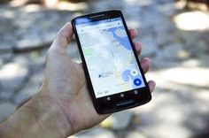 Compass and Google Maps: Navigation and Orienteering Smartphone Apps | 12 Survival Smartphone Apps | Preparedness | https://survivallife.com/survival-smartphone-apps-preparedness/