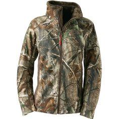 d5ce29a0d6ec3 Cabela's OutfitHer™ Soft-Shell Jacket at Cabela's Camo Outfits, Cowgirl  Outfits, Cowgirl