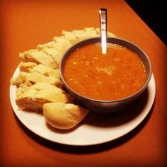 Vegan 'Morrocan' Spiced Lentil Soup