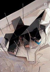 Casa Levene, El Escorial, arquitecto Eduardo Arroyo (NO-MAD)