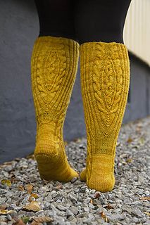 Wow, them's some socks!