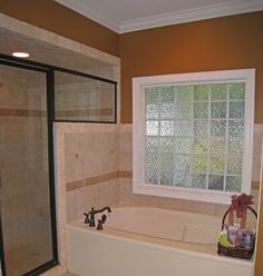 Cool bathroom photo from one of our clients that just built HDC-2123B-5 from http://www.homedesigncentral.com/detail.php?planid=HDC-2123B-5