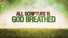 II Timothy 3:16