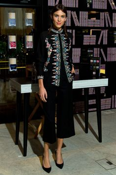 Look of the Day - Alexa Chung wearing Vilshenko