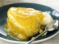Salva's lemon pudding