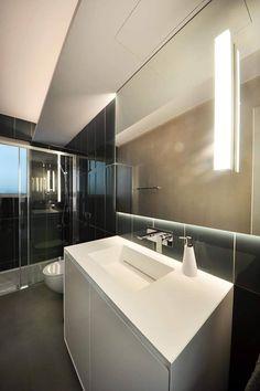 Πατητη τσιμεντοκονια / Lava finish by www.evomat.com Lava, Bathtub, Bathroom, Standing Bath, Washroom, Bathtubs, Bath Tube, Full Bath, Bath
