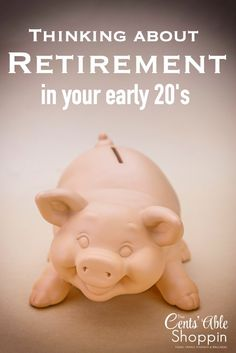 Thinking about Retirement in your early 20's - what you need to KNOW & CONSIDER ~