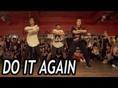 DO IT AGAIN - Pia Mia ft Chris Brown Dance | @MattSteffanina Choreography (@PrincessPiaMia) - YouTube