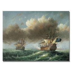 Trademark Art 'The Revenge' by Rio Painting Print on Canvas Size: Canvas Art Prints, Painting Prints, Canvas Wall Art, Fine Arts Subjects, Artist Canvas, Art Pieces, Poster Prints, Artwork, Revenge