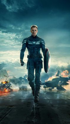 A gallery of Captain America: The Winter Soldier publicity stills and other photos. Featuring Chris Evans, Scarlett Johansson, Sebastian Stan, Robert Redford and others. Marvel Dc, Marvel Heroes, Captain Marvel, Captain Hydra, Captain America Winter, Captain America And Bucky, Captain America Images, Captain America Quotes, Steve Rogers